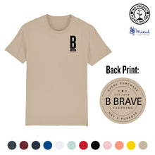 Load image into Gallery viewer, Unisex - B Kind - Circle Back Print TEE