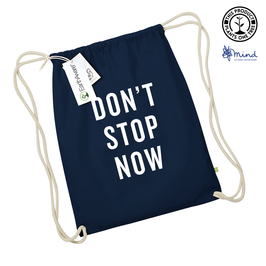 Don't Stop Now - Gym Sack