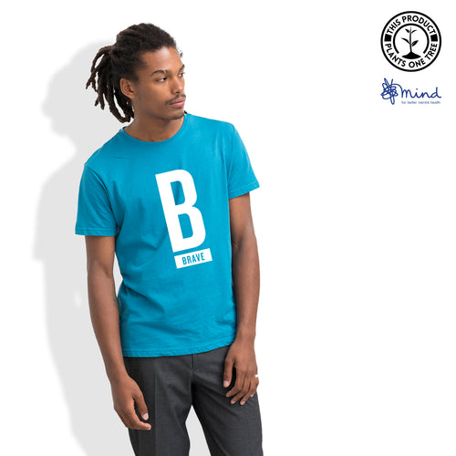Brave Original T-Shirt - Mens Fitted Tee