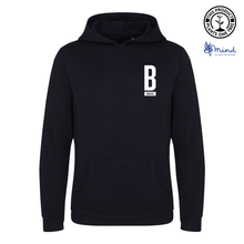 Load image into Gallery viewer, Lightweight Pull Over B Brave Hoody - Unisex