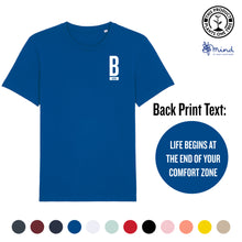 Load image into Gallery viewer, Unisex - Comfort Zone - Back Print TEE