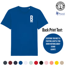 Load image into Gallery viewer, Unisex - B Kind Always - Back Print Tee