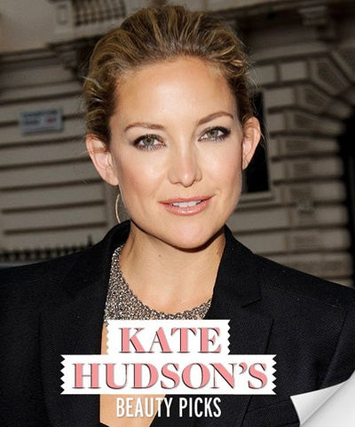 Kate Hudson's Beauty Picks