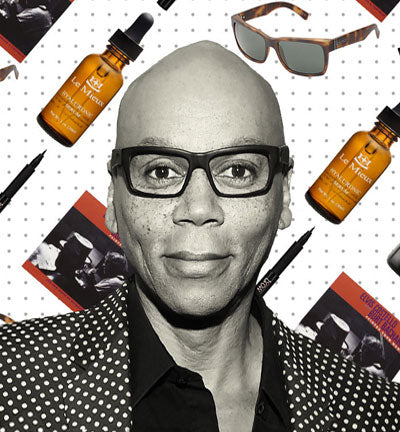 What RuPaul Can't Live Without