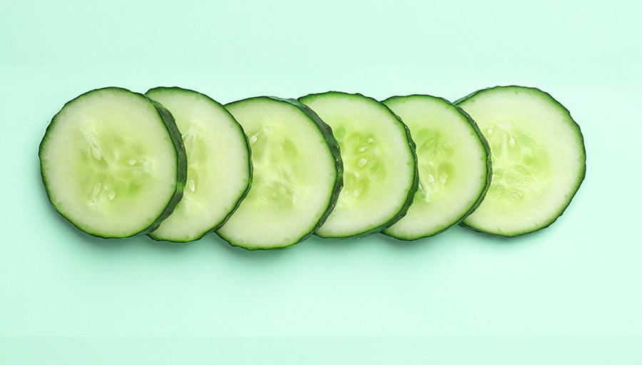 Fact or Fiction? Cucumbers on puffy eyes really do soothe and reduce swelling.