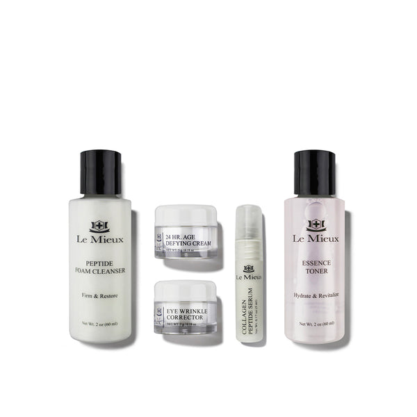 Le Mieux Age-Defying Beauty Essentials - Antidote to dry, aging skin