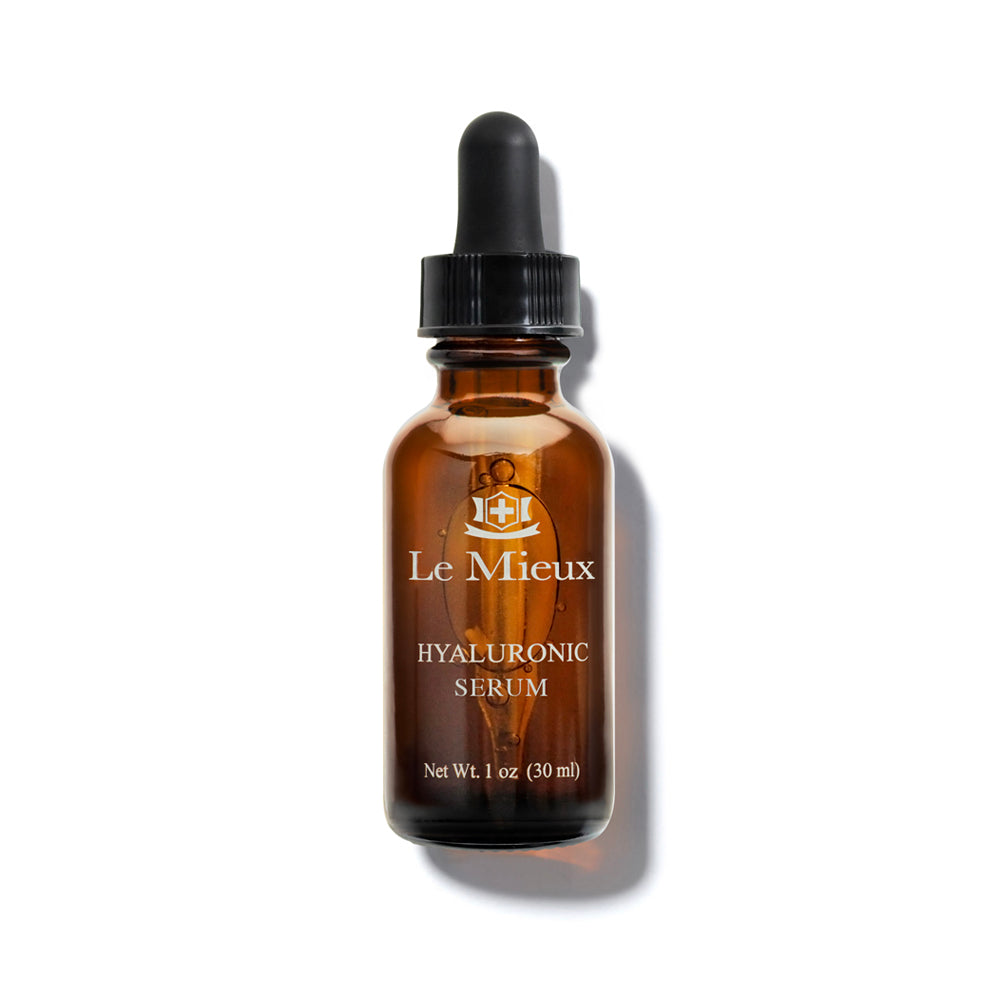 Le Mieux Hyaluronic Serum - Flood skin with hydration