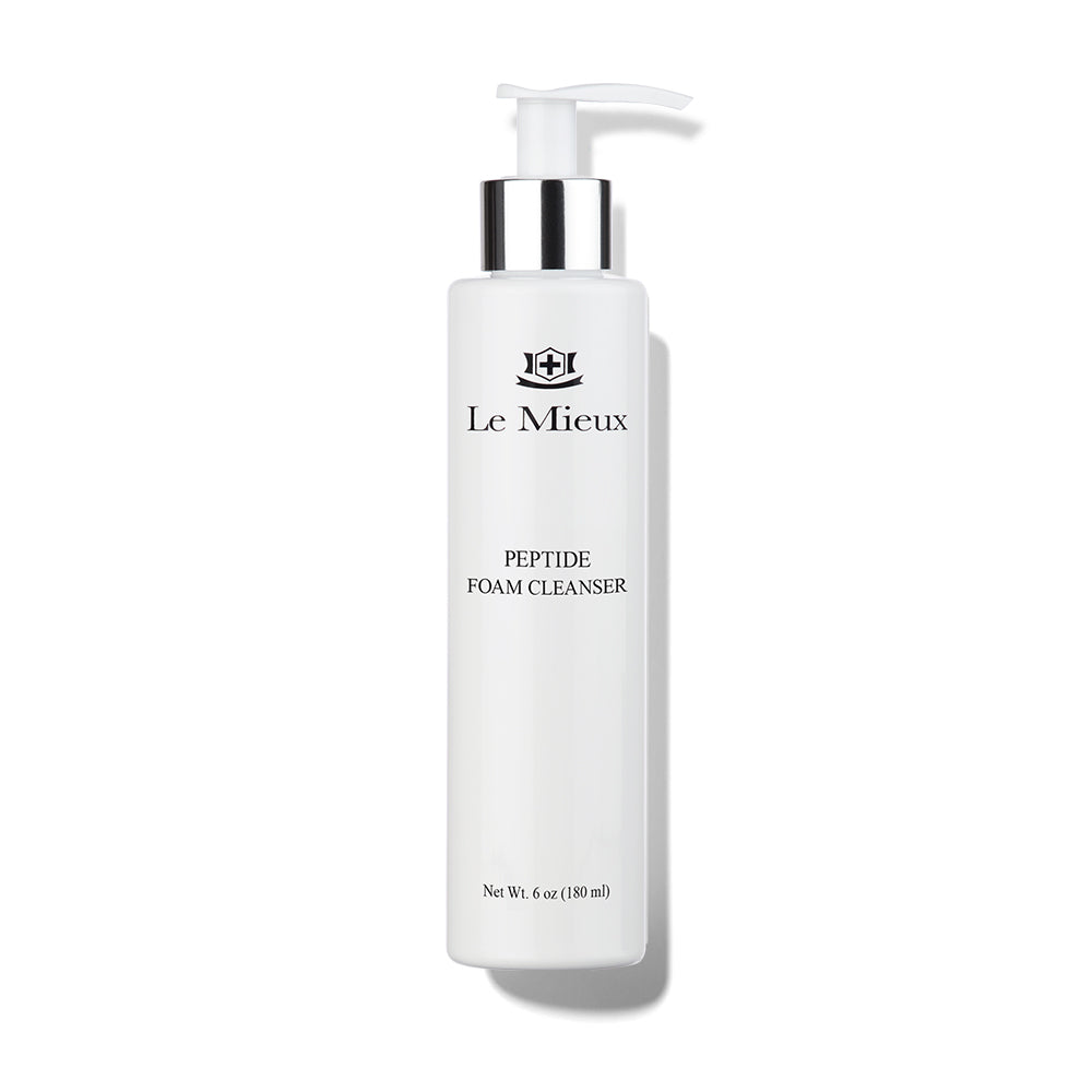 PEPTIDE FOAM CLEANSER