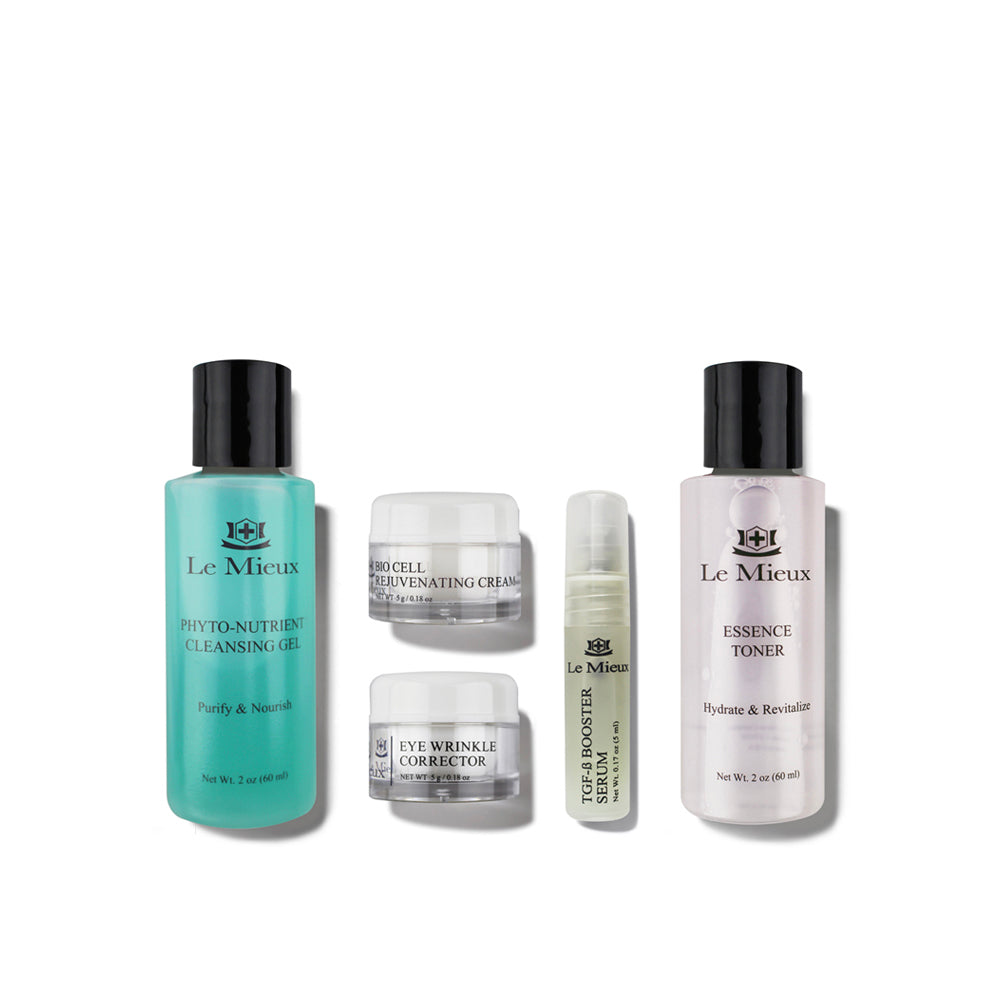Le Mieux Perfect Start Beauty Essentials - Transformative skincare starts here