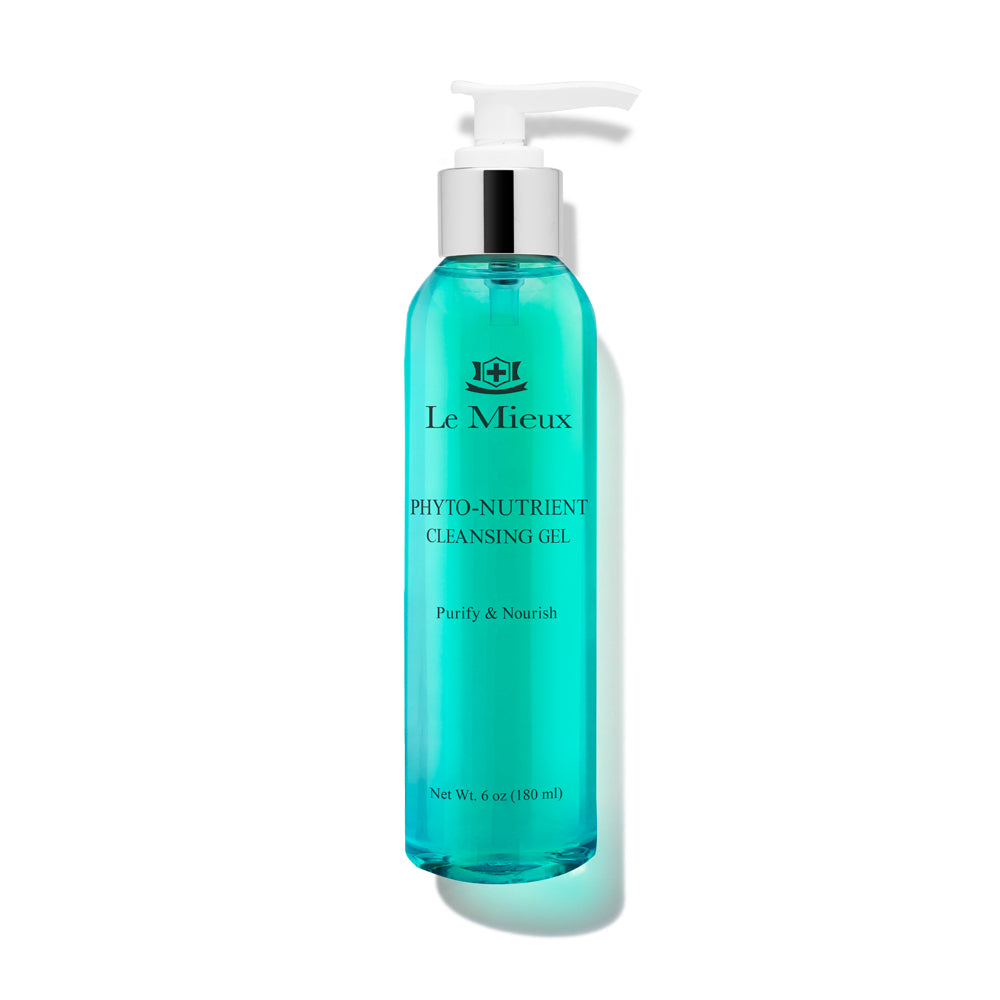 Le Mieux Phyto-Nutrient Cleansing Gel - Micro-bubble pore-fection