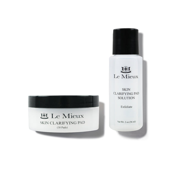Le Mieux Skin Clarifying Pad - Make Clogged Pores an Easy Target