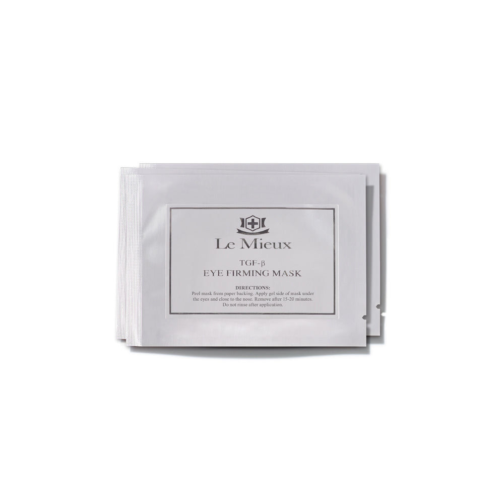 Le Mieux TGF-β Eye Firming Mask - Instant Eye-Lift