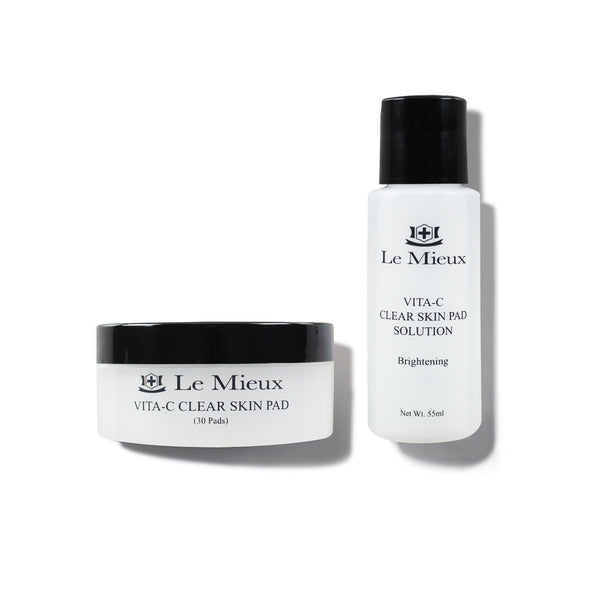 Le Mieux Vita-C Clear Skin Pad - Touch of Radiance