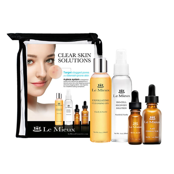 Le Mieux Clear Skin Solutions - Acne rehab