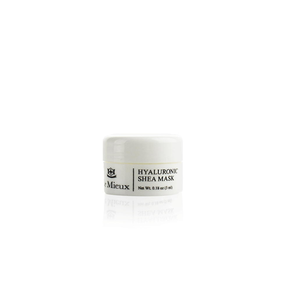 Hyaluronic Shea Mask - Trial Size