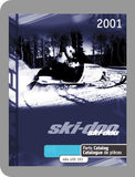 2001 Ski-Doo All 2001 Full Parts Catalog