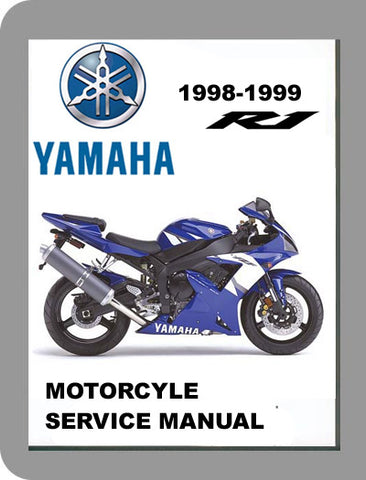 1998 to 1999 Yamaha YZF R1 Full Service Manual