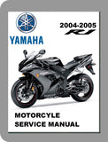 2003 to 2004 Yamaha YZF R1 Full Service Manual