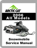 2006 Arctic Cat ALL 2006 Full Service Manual