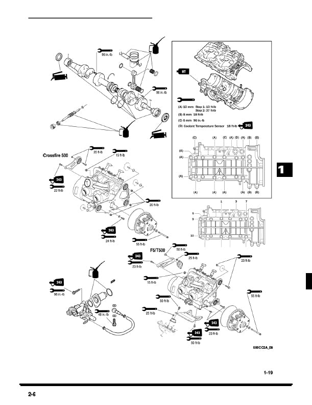 Full Service Manual for Arctic Cat Snowmobile ALL