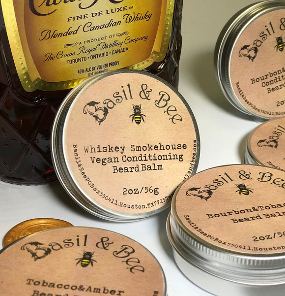 Conditioning & Styling Beard Balm