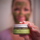 Matcha Green Tea Face Mask (Powder Mask)