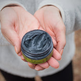 Charcoal & Clay Face Scrub/Cleanser