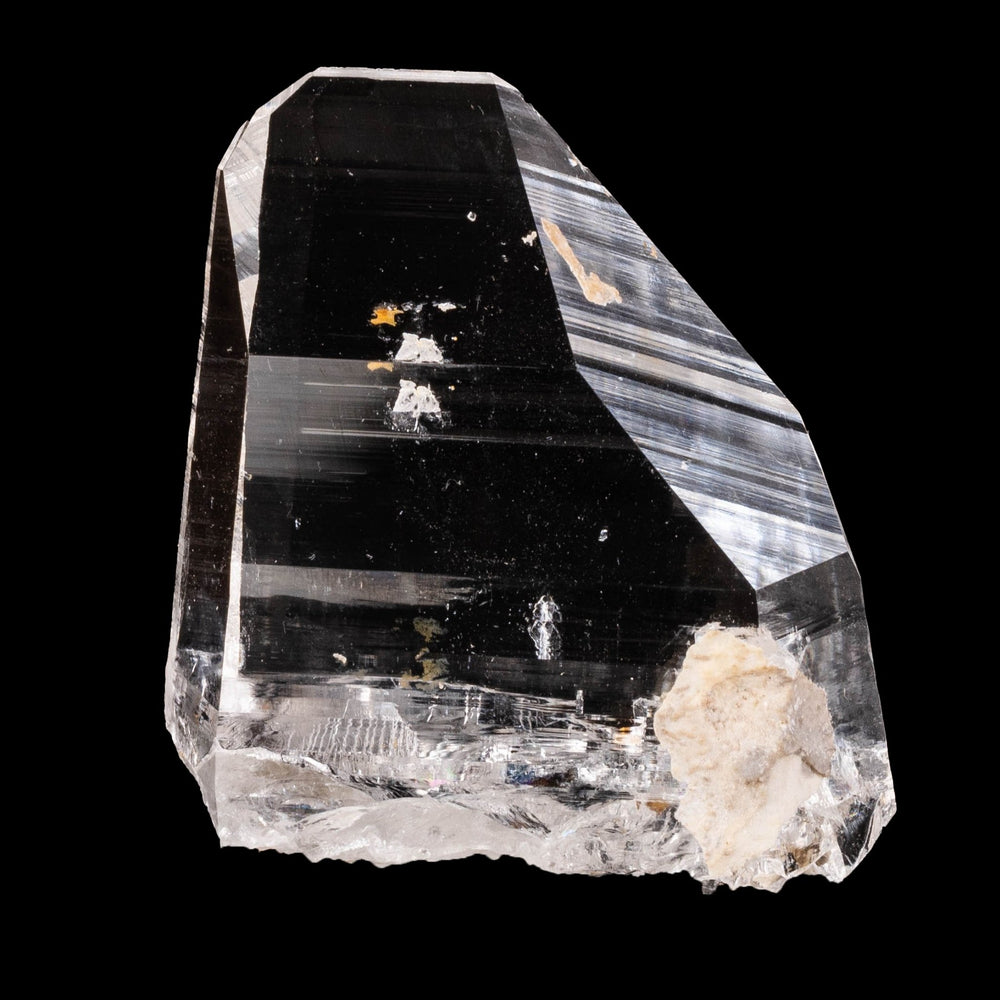Colombian Lemurian Quartz Crystal 60.19 g 50x47mm AA - InnerVision Crystals