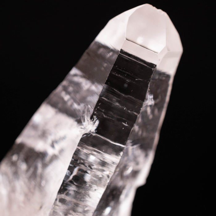 Colombian Lemurian Quartz Crystal 70.41 g 72x31mm AA - InnerVision Crystals