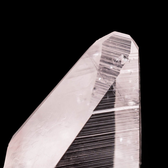 Colombian Lemurian Quartz Crystal 71.64 g 74x35mm AA - InnerVision Crystals