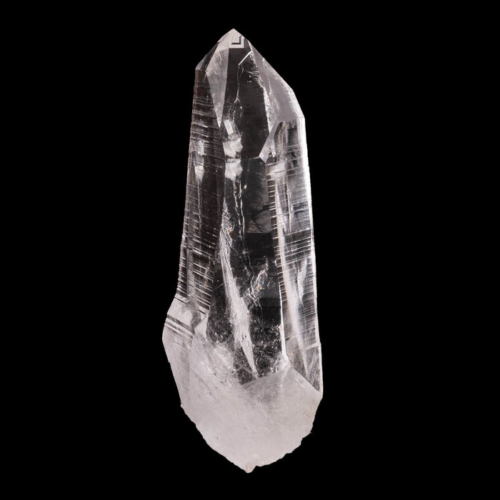 Colombian Lemurian Quartz Crystal 75.66 g 83x31mm AA - InnerVision Crystals