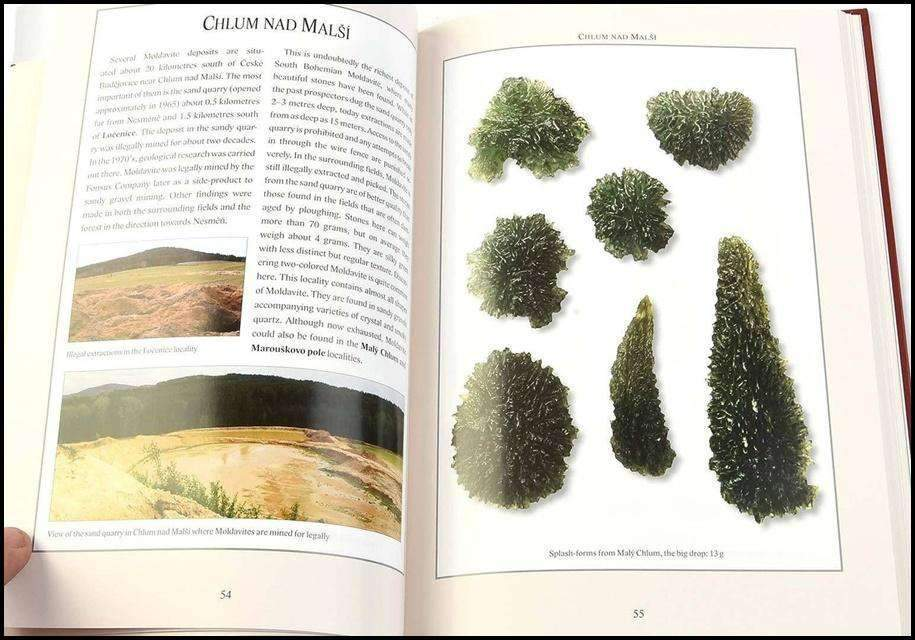 Moldavite : Mysterious Tears from Heaven BOOK - InnerVision Crystals