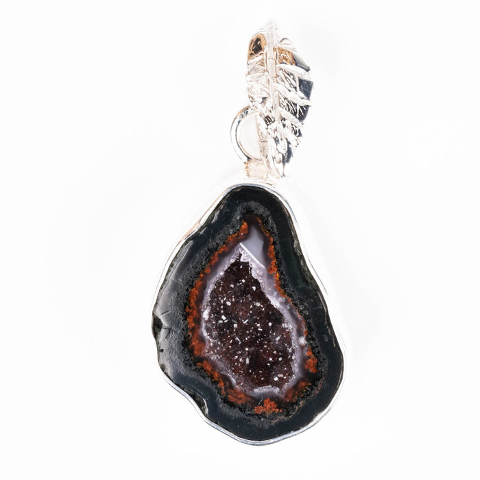 Tabasco Geode Pendant 40mm - InnerVision Crystals