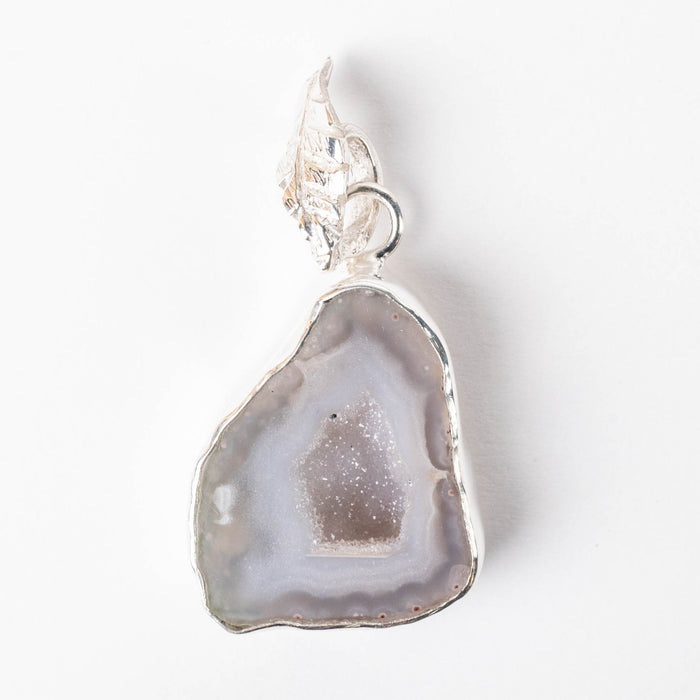 Tabasco Geode Pendant 41mm - InnerVision Crystals