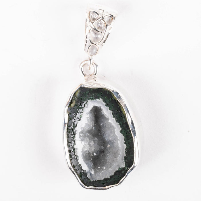 Tabasco Geode Pendant 45mm - InnerVision Crystals