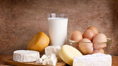 reduce eggs and dairy to help heal your body of illnesses