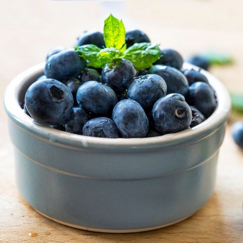 blueberries heal body and get rid of heavy metals