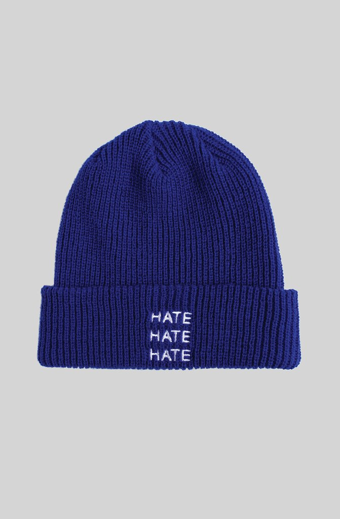 MC X DANE REYNOLDS 'HATE' BEANIE
