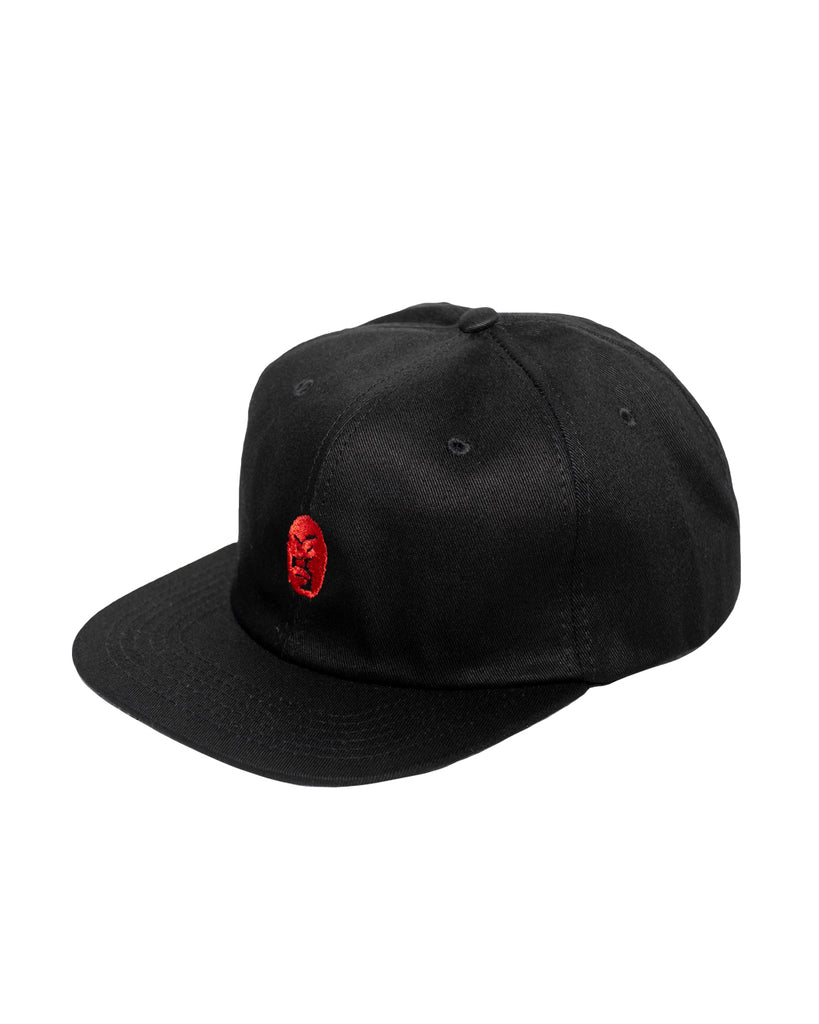 CULT MC Hat Black