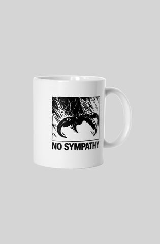 MC X DOOMSDAY 'NO SYMPATHY' MUG