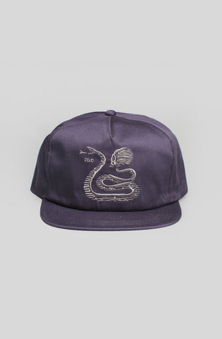 MC Snake Trucker Hat