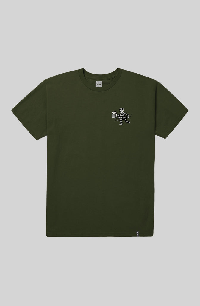 HUF x MC Bubble Tee - Military
