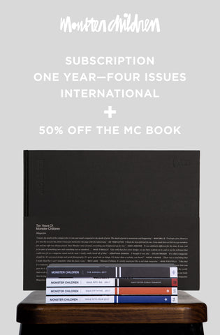 1 Year International Subscription + MC Book