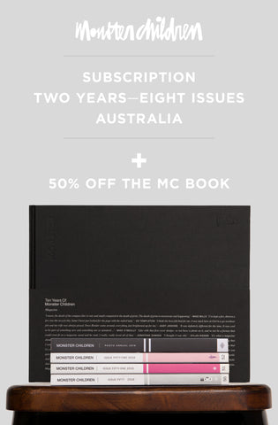 2 Year Subscription within Australia + MC Book