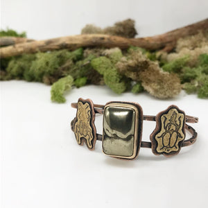 Insecta Collection: Beetles - Copper Cuff