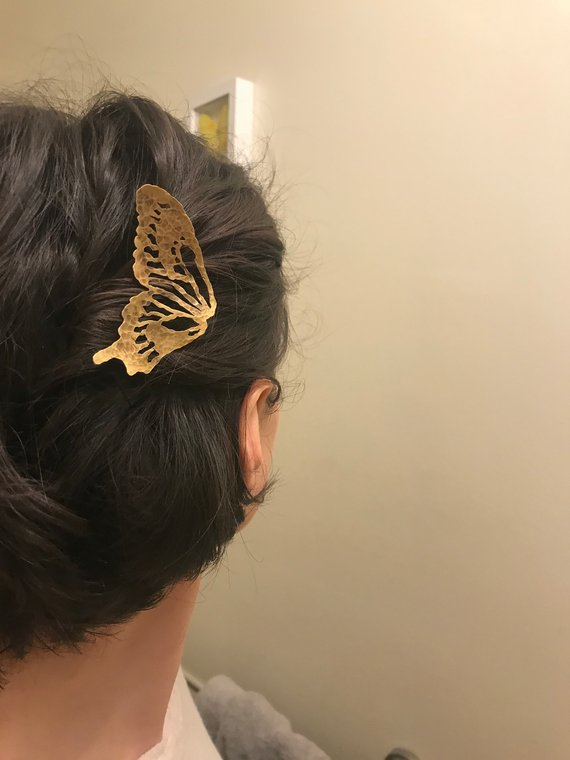 Insecta Collection: Butterfly Hair Pin