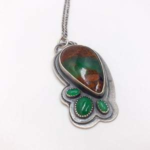 Colorado River Collection: Teardrop Pendant