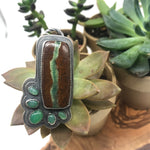 Colorado River Collection: Beavertail Cactus Pendant