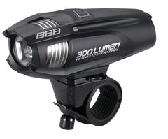 BBB Strike 300 Lumen Headlight - Black
