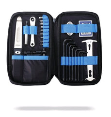 BBB COMPACTKIT TOOLSET 7-PIECE SOFTCASE